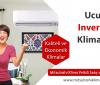 Ucuz Inverter Klimalar – Kaliteli ve Ekonomik Klima Fiyatları