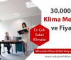 30000 BTU Klima Modelleri ve Fiyatları